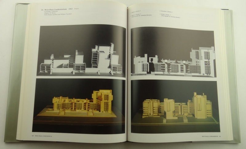 Charles Moore: Buildings and Projects 1949-1986 - 現代アーキテクチャー選集 26