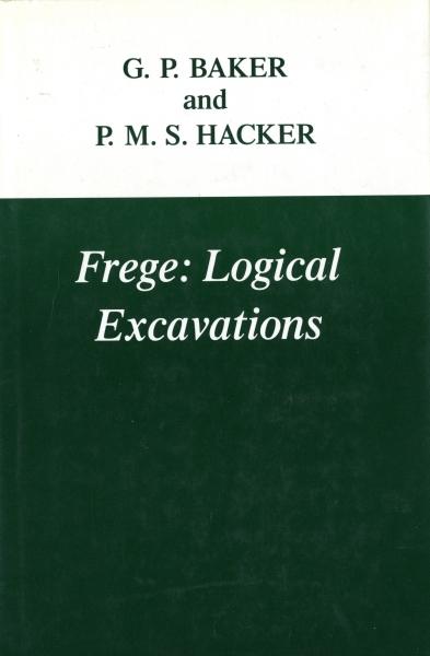 Frege: Logical Excavations