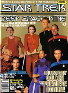 Deep Space Nine magazine #1-25 揃い - The Official Star Trek