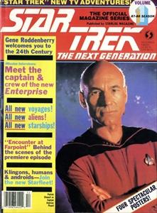 The Next Generation magazine #1-30 揃い - The Official Star Trek