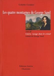 Les quatre montagnes de George Sand
