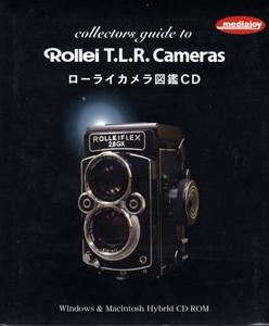 ローライカメラ図鑑CD