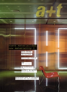 a+t: Independent Magazine of Architecture + Technology #23: nueva materialidad/new materiality 1