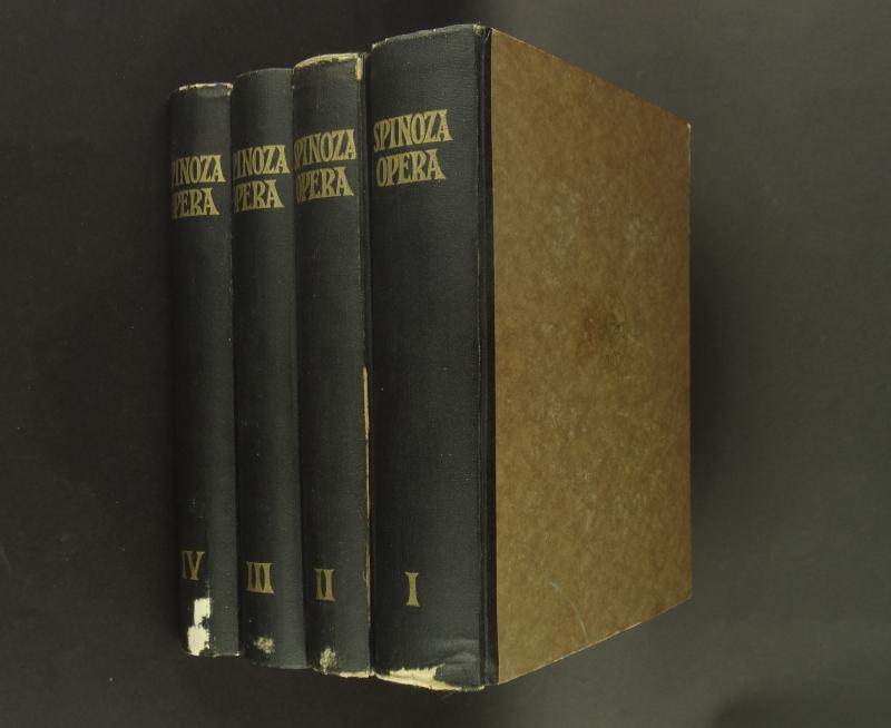 Spinoza Opera1