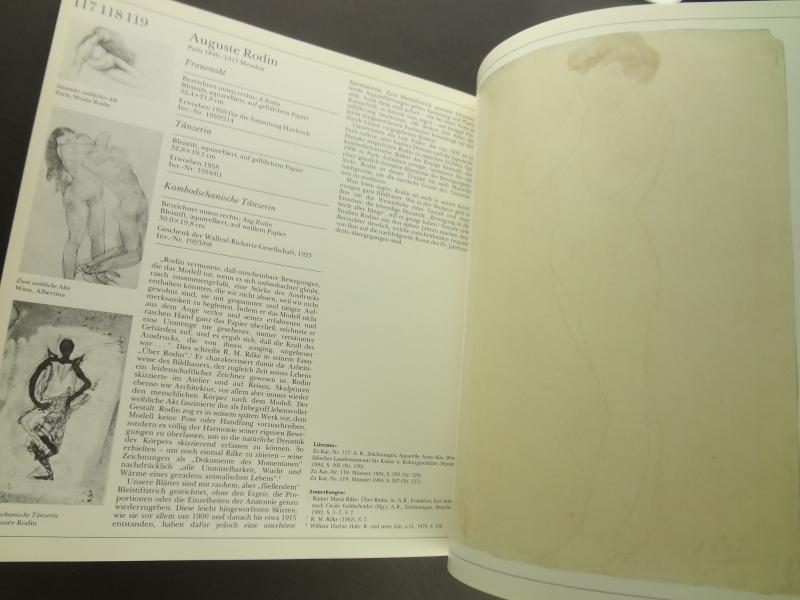 Wallraf-Richartz-Museum Köln Meisterzeichnungen von Leonardo bis zu Rodin6