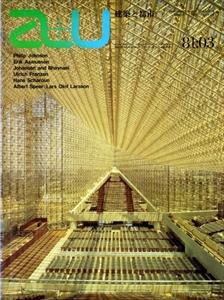 建築と都市 a+u #126 1981年3月号 フィリップ・ジョンソン