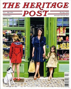 The Heritage Post - Magazin für die Frau #1 März 2014