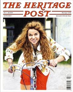 The Heritage Post - Magazin für die Frau #2 Juli 2014