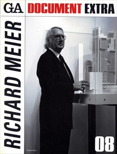 GA Document Extra 08: Richard Meier リチャード・マイヤー