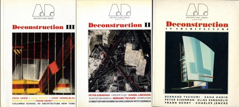 Deconstruction - Architectural Design Profile