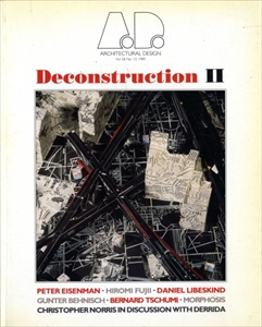 Deconstruction 2 - Architectural Design Profile 77