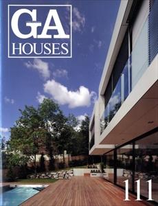 GA HOUSES 世界の住宅 111