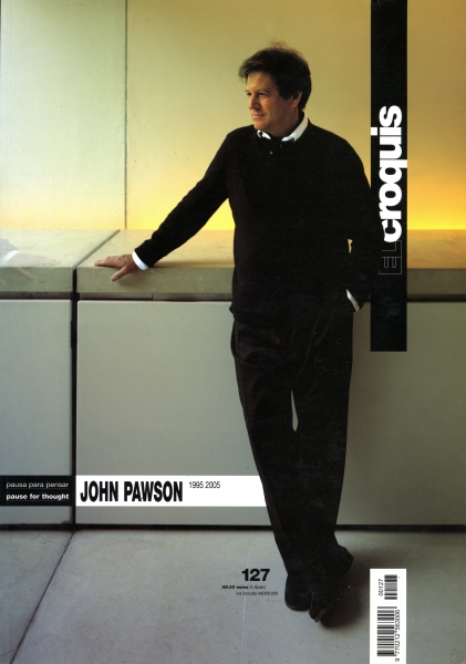 El croquis N. 127: John Pawson 1995-2005: pause for thought