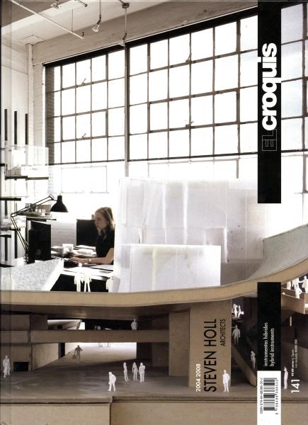 El croquis N. 141: Steven Holl Architects 2004-2008