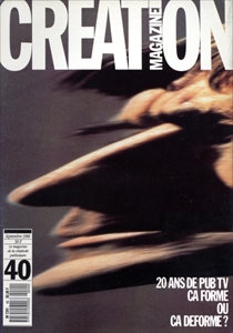Creation magazine #40 9/1988