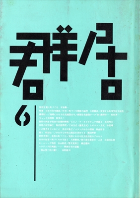 群居 #6 日本の住宅建設