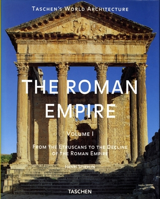 The Roman Empire, volume 1: From the Etruscans to the Decline of the Roman Empire
