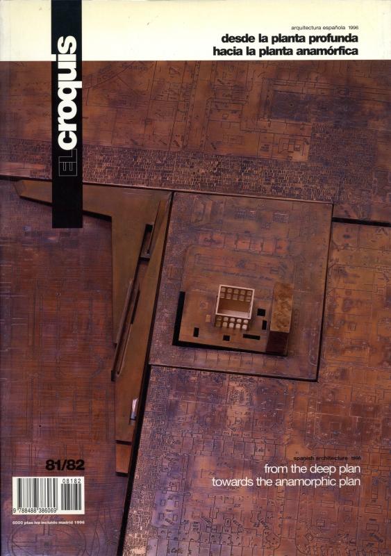 El croquis N. 81/82: Spanish Architecture 1996