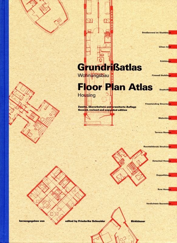 Grundrissatlas Wohnungsbau / Floor Plan Atlas Housing
