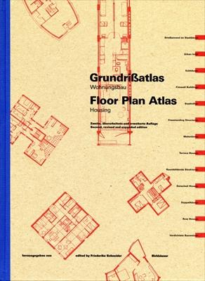 Grundrissatlas Wohnungsbau / Floor Plan Atlas Housing