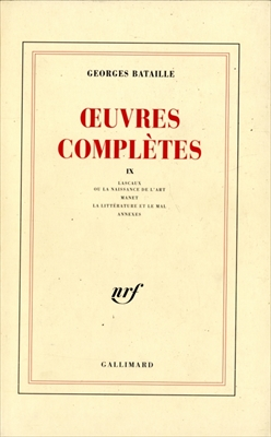 OEuvres completes 9