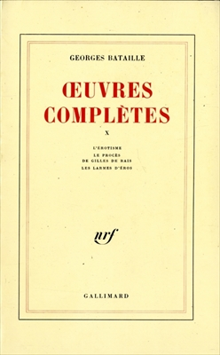 OEuvres completes 10
