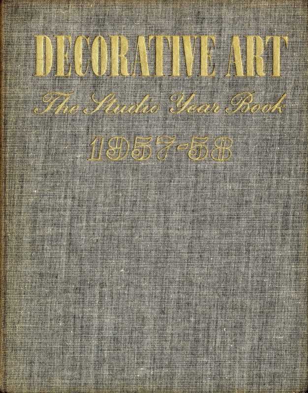 The Studio Year Book of Decorative Art