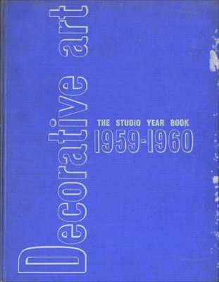Decorative Art volume 49 1959-60, The Studio Year Book of Furnishing and Decoration