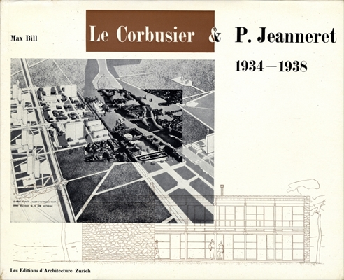 Le Corbusier & P. Jeanneret OEuvre complete 1934-1938 (仏版3)