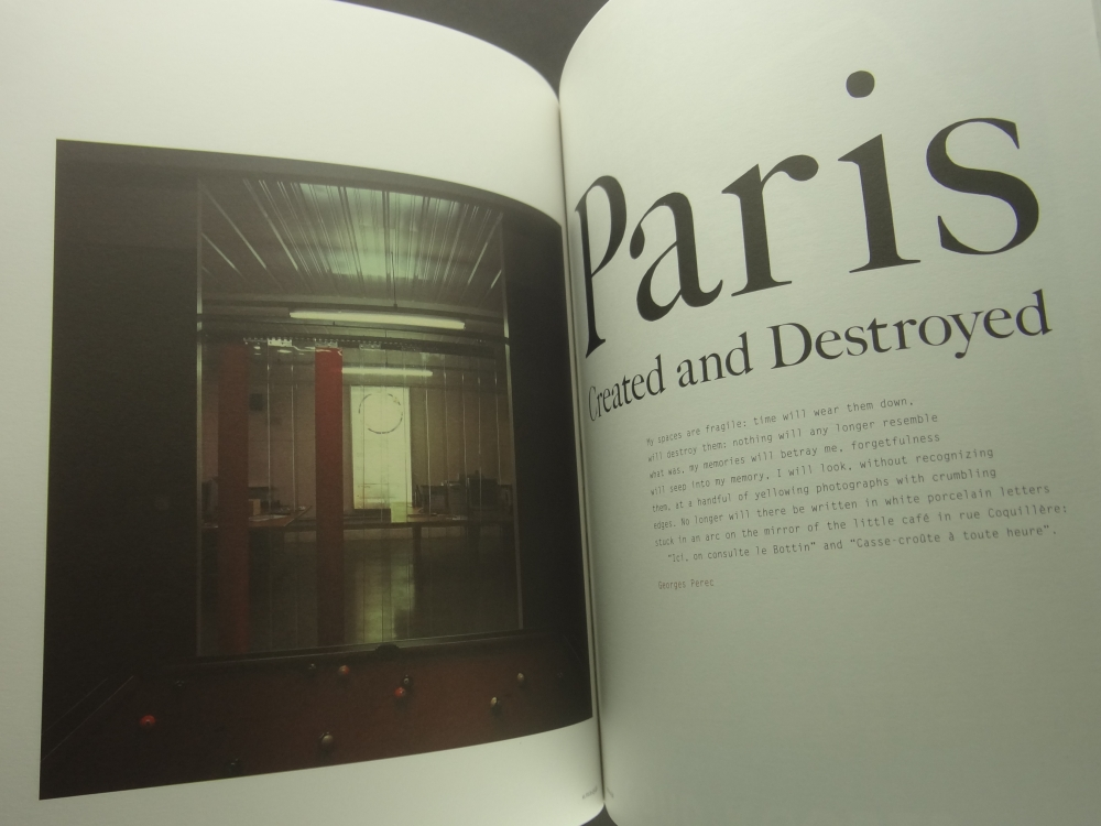 AA Files 45/46: Paris / Georges Perec2