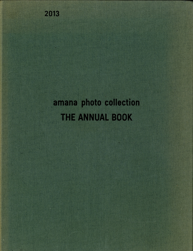 amana photo collection THE ANNUAL BOOK