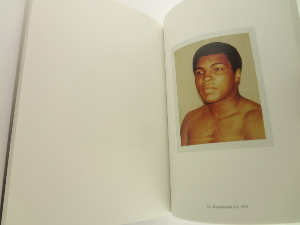 Warhol Polaroid Portraits1