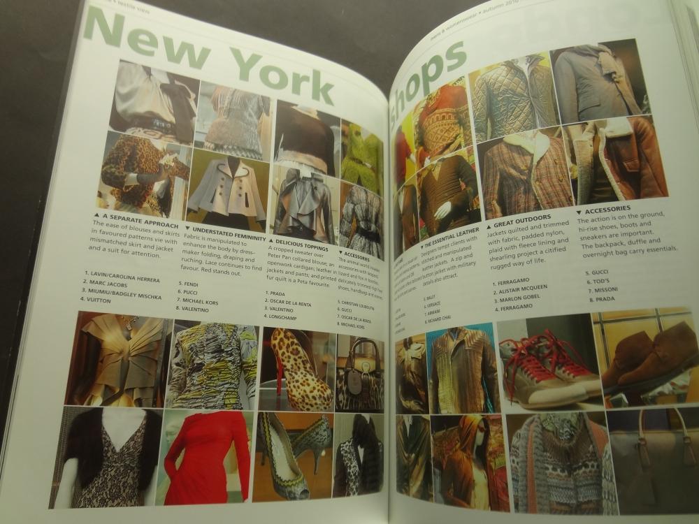 Textile View magazine 2010-2017 26冊セット1