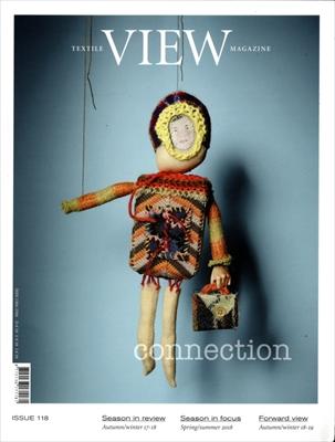 Textile View magazine Summer 2017 #118 Connection