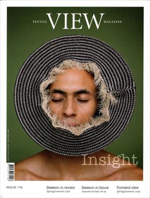 Textile View magazine Autumn 2017 #119 Insight