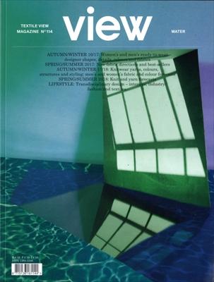 Textile View magazine Summer 2016 #114 Water