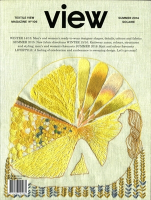Textile View magazine Summer 2014 #106 Solaire