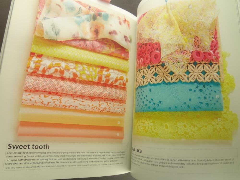 Textile View magazine Spring 2014 #105 Flora4