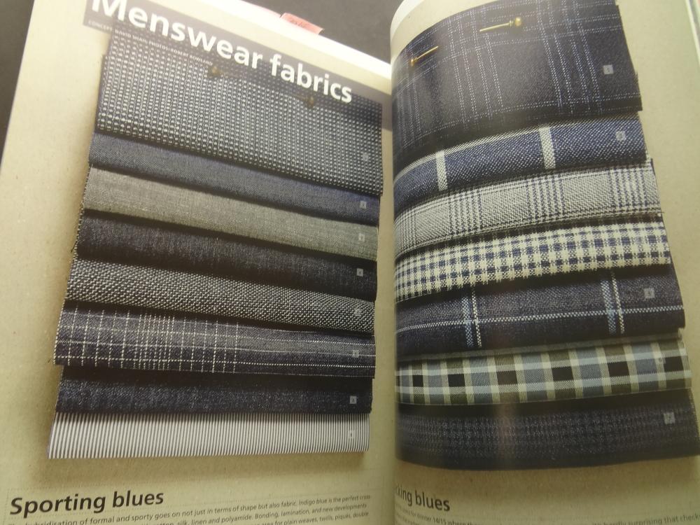 Textile View magazine Spring 2014 #105 Flora6