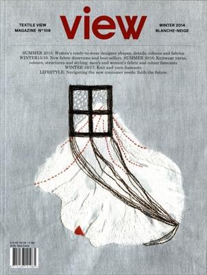 Textile View magazine Winter 2014 #108 Blanche-neige