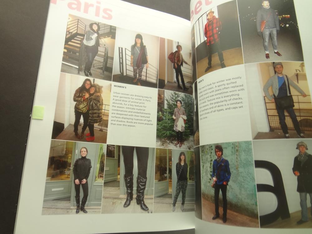 Textile View magazine Spring 2011 #93 Emerge1