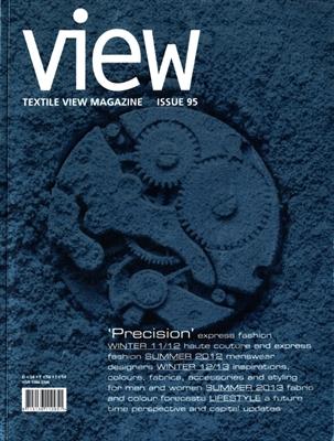 Textile View magazine Autumn 2011 #95 Precision