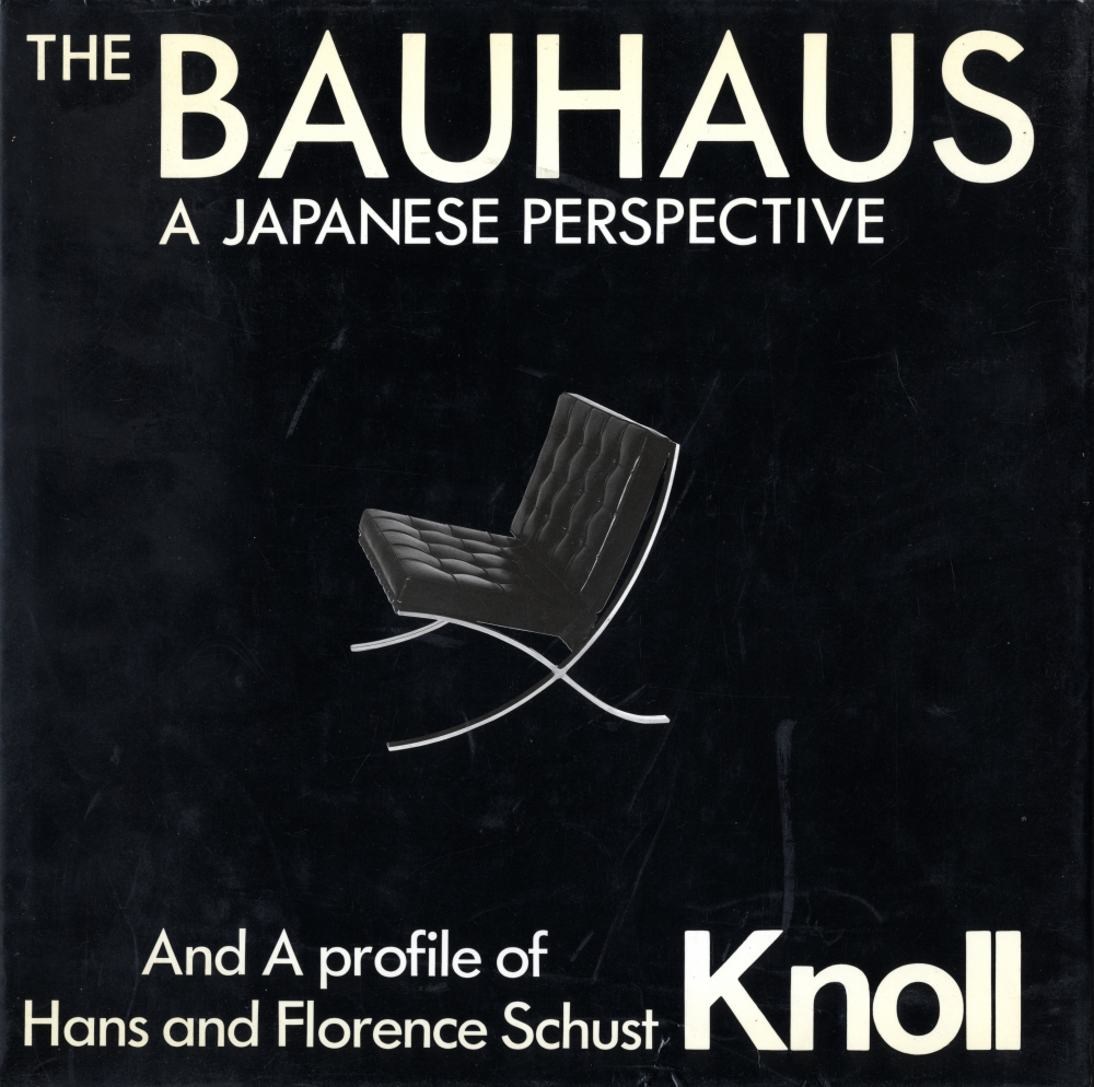 The Bauhaus: A Japanese Perspective and A profile of Hans and Florence Schutt Knoll