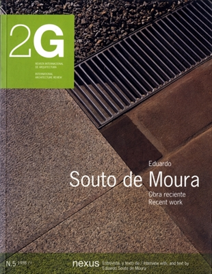 2G: Revista International de Arquitectura #5: Eduardo Souto de Moura: Recent Work