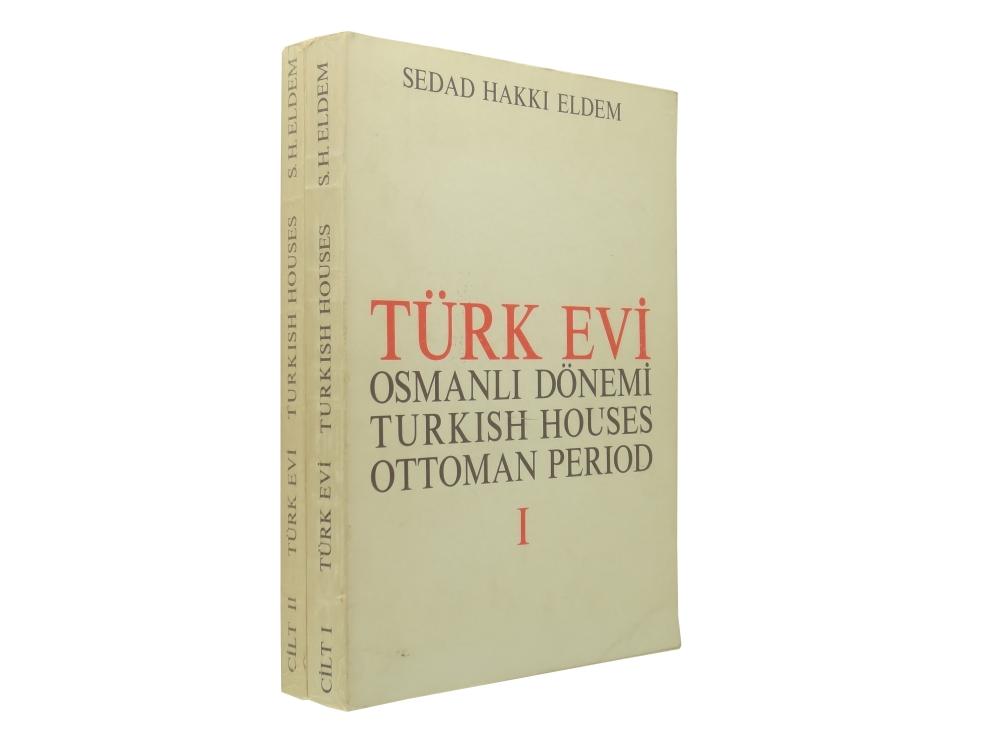 Turkish Houses Ottoman Period (Turk Evi Osmanli Donemi) 1&2 2冊セット目次