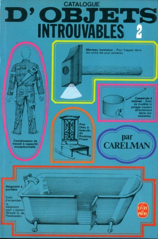 Catalogue d'objets introuvables. tome 2