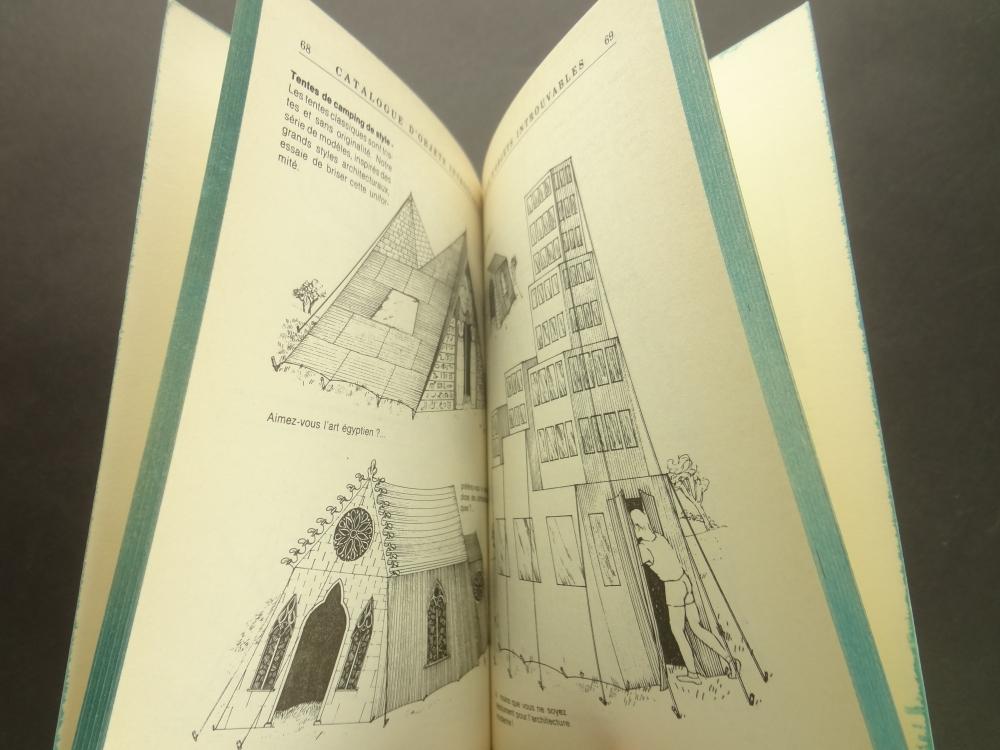 Catalogue d'objets introuvables. tome 21
