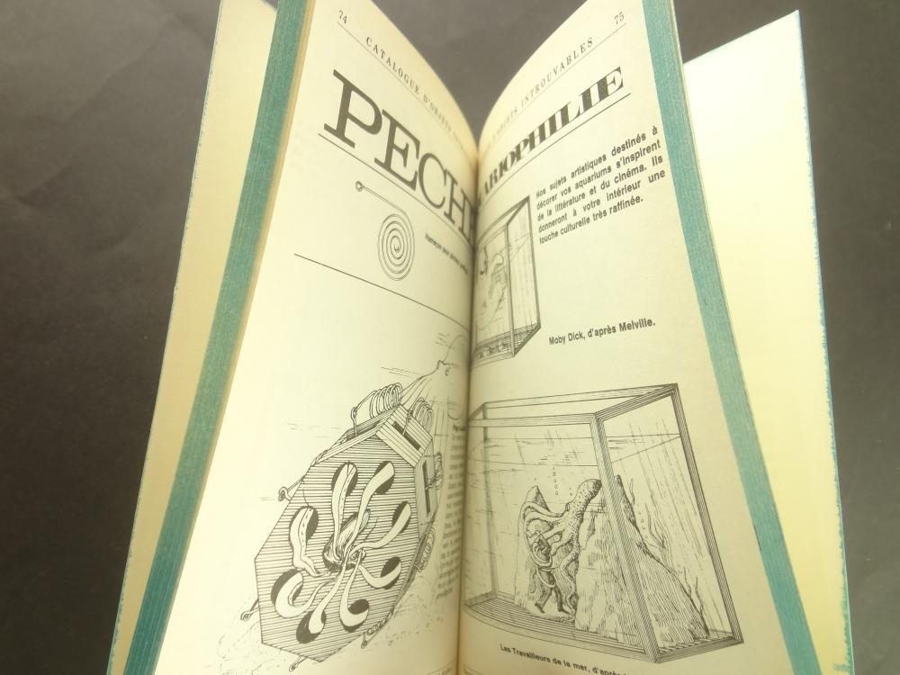 Catalogue d'objets introuvables. tome 22