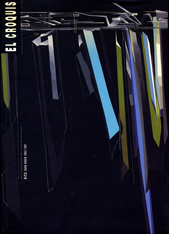 El croquis N. 52: Zaha Hadid