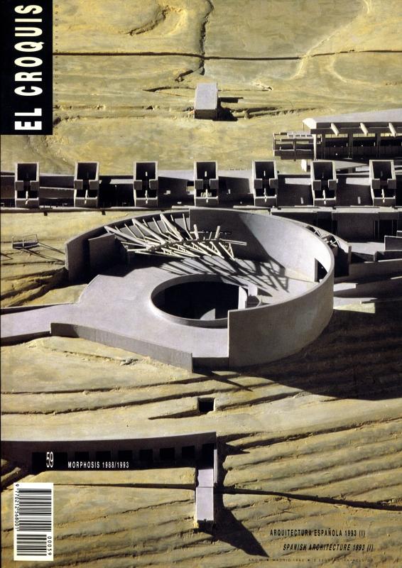 El croquis N. 59: Arquitectura Espanola 1993: Morphosis 1988-1993
